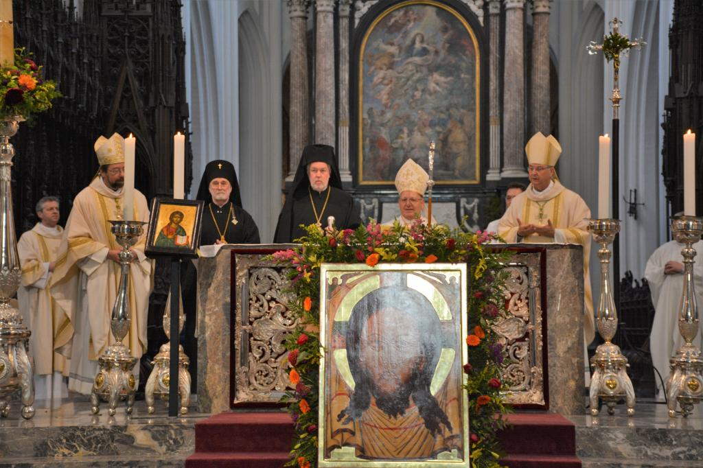 Sant'Egidio celebrates 51st anniversary in Antwerp