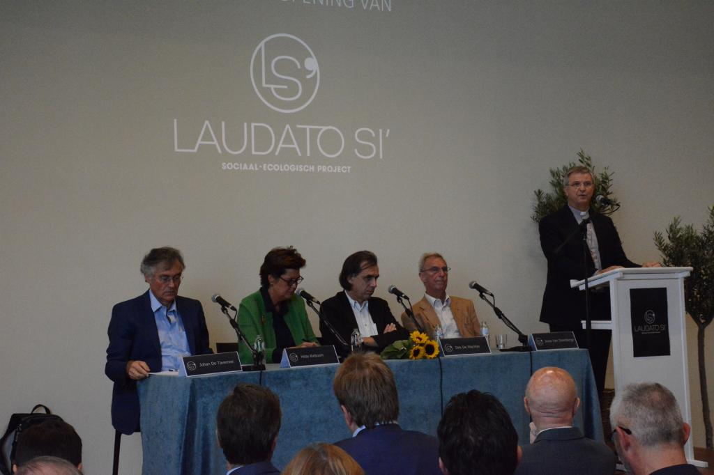 Laudato Si': where vulnerable people and second-hand items find new life