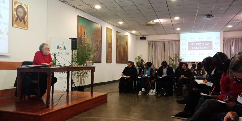 """The Pontificate of Pope Francis"" - Andrea Riccardi keynote speech at Sant'Egidio International Congress"