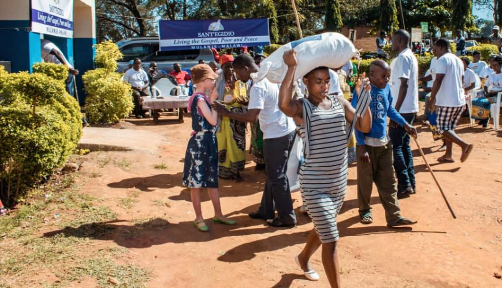 The emergency in Malawi after the Cyclone Idai: elderly and children the most affected