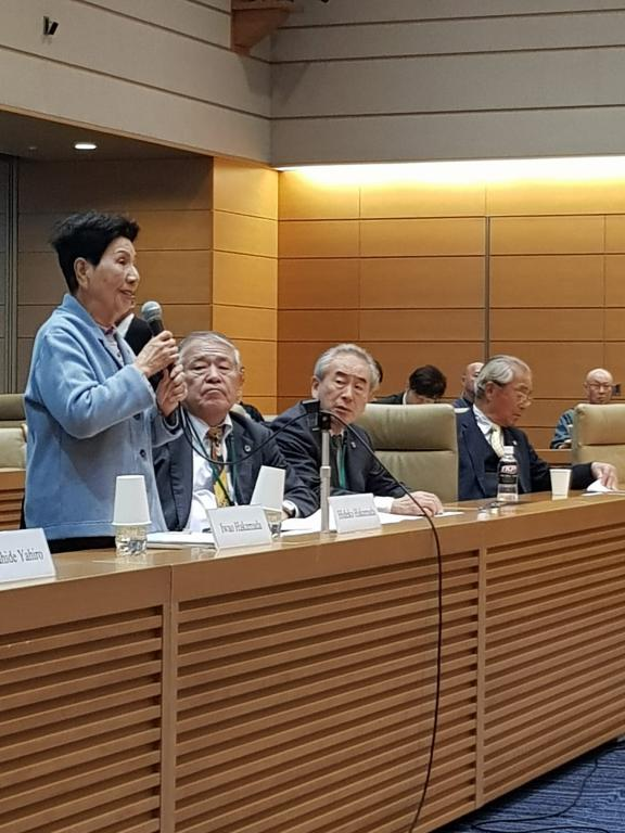 Japan: A 2020 Olympic Moratorium on capital executions, at the International conference